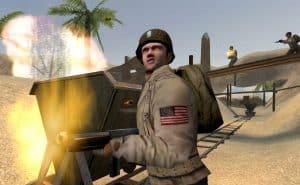 Wolfenstein Enemy Territory Screenshot
